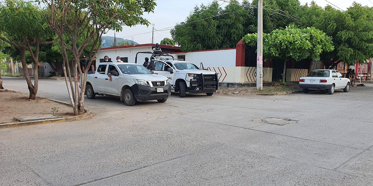 Realizan operativo contra narcomenudeo en Ixtepec; hay tres detenidos | El Imparcial de Oaxaca