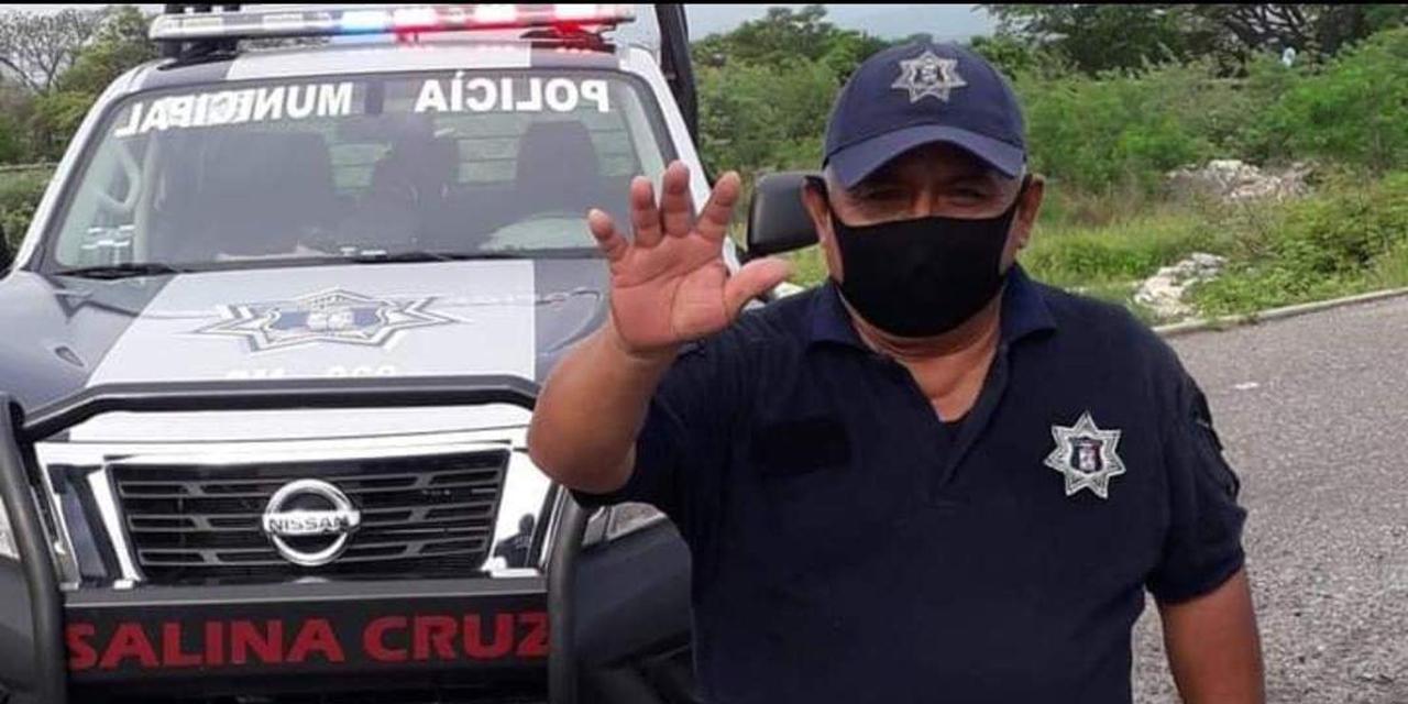 Policía municipal de Salina Cruz murió por Covid-19   El Imparcial de Oaxaca