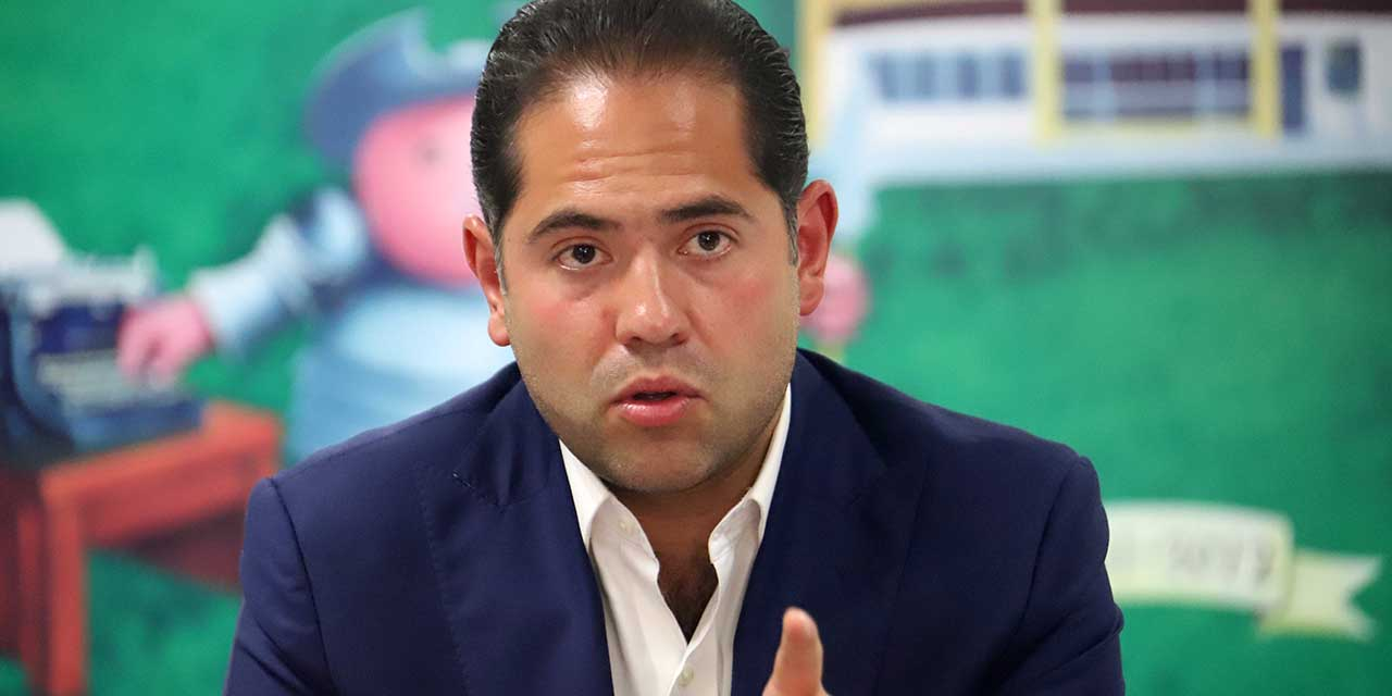 La política, como alimento de vida: Raúl Bolaños Cacho Cué | El Imparcial de Oaxaca