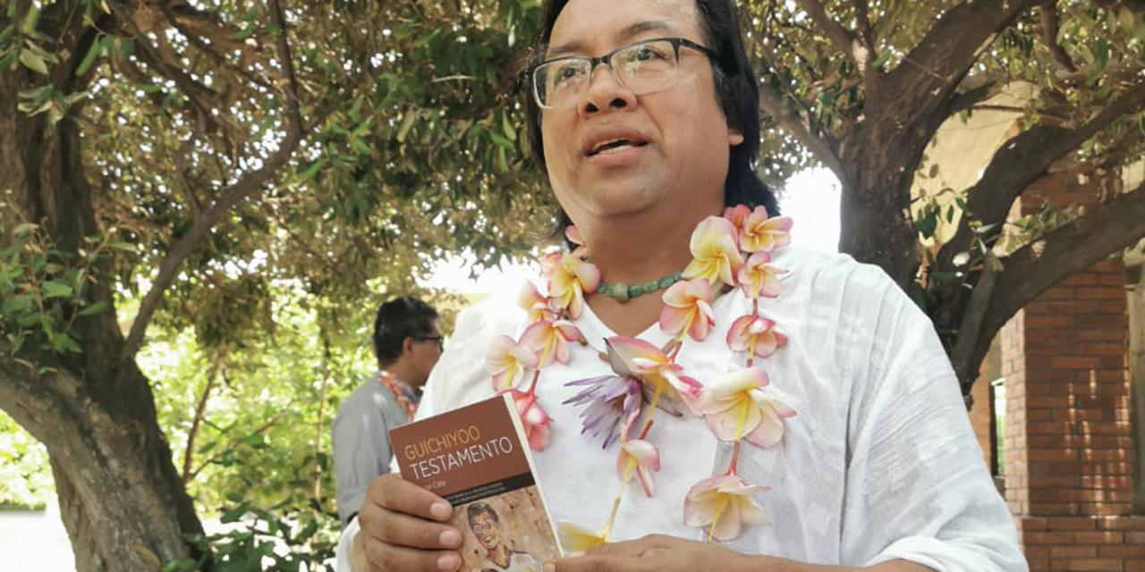 Víctor Cata presenta libro sobre crímenes de odio | El Imparcial de Oaxaca