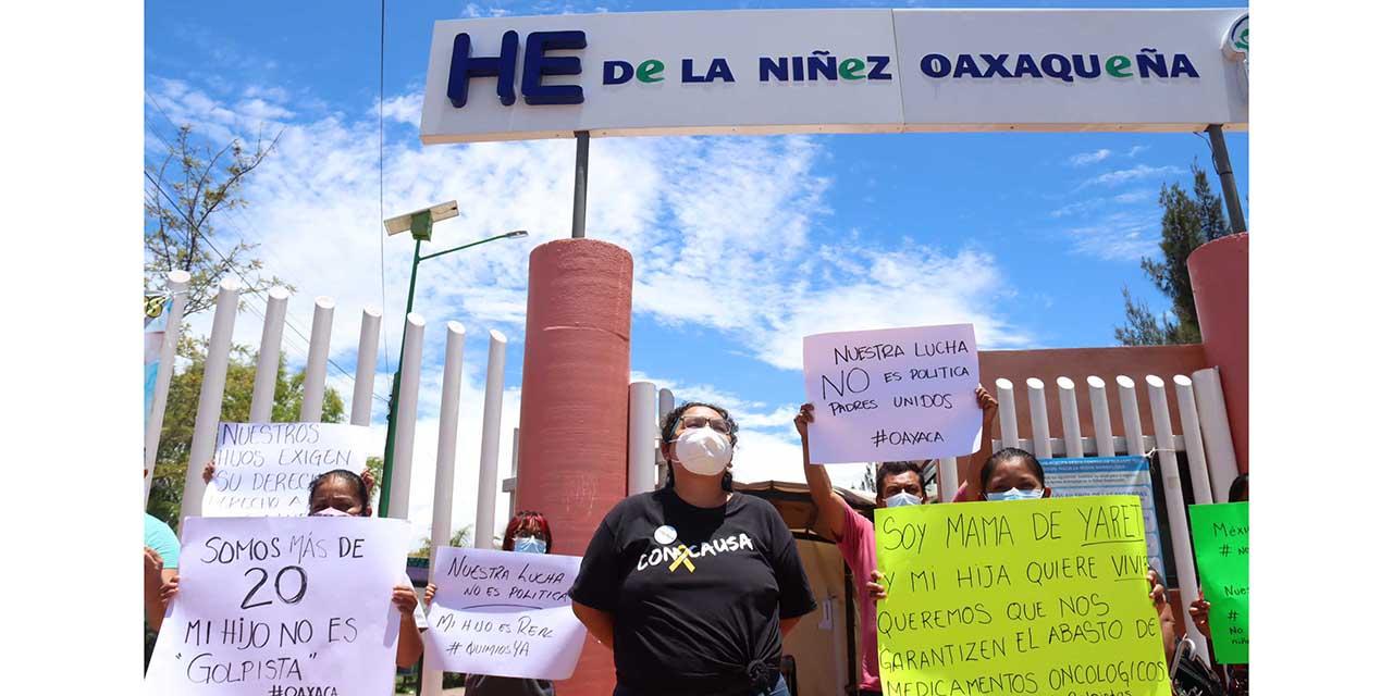 Cáncer infantil empobrece a familias ante desdén oficial   El Imparcial de Oaxaca