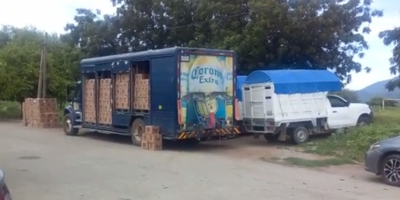 Distribuyen cerveza de forma ilegal en Tehuantepec | El Imparcial de Oaxaca