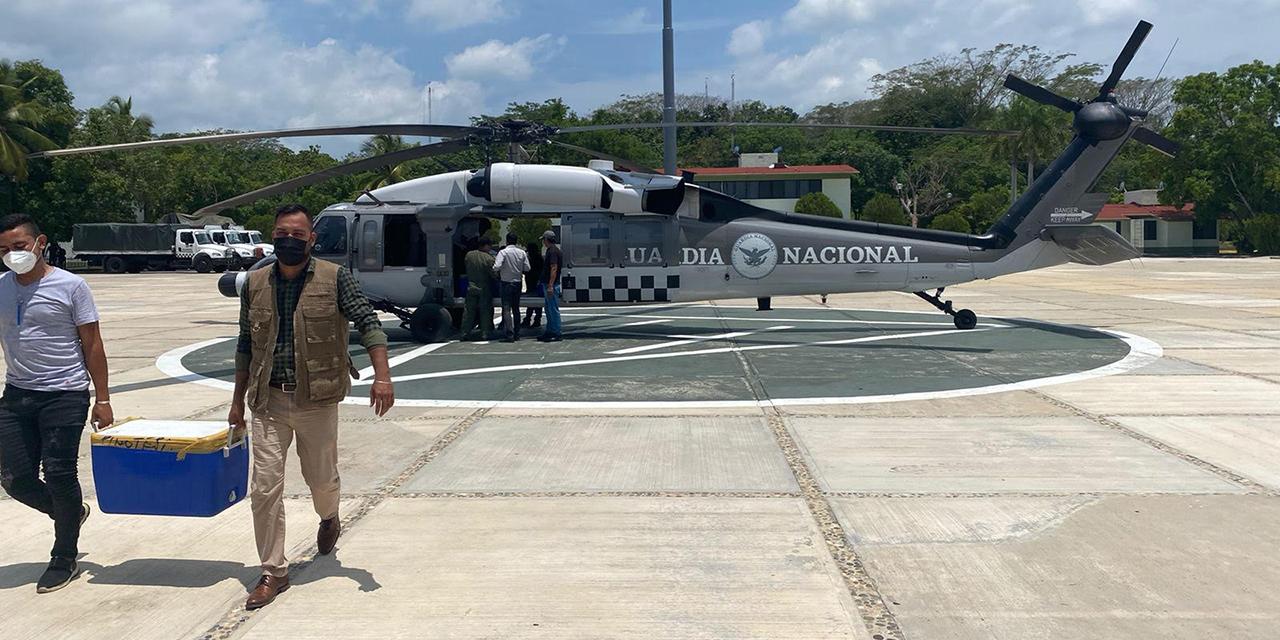 Llegan vacunas contra el Covid-19 a Pinotepa Nacional | El Imparcial de Oaxaca