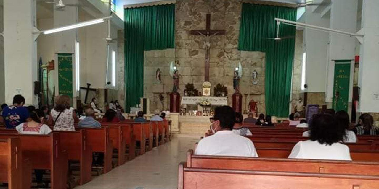 Deciden limitar el ingreso a los templos en el Istmo | El Imparcial de Oaxaca