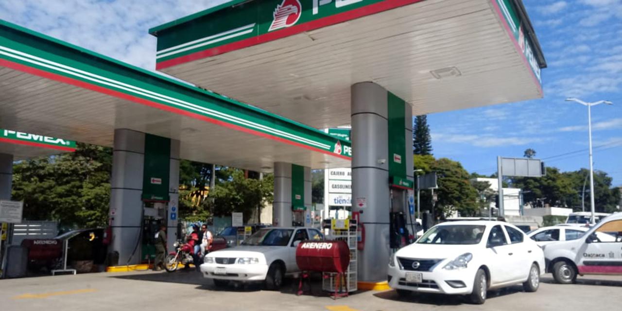 Aumenta Magna 14% por litro solo en junio   El Imparcial de Oaxaca