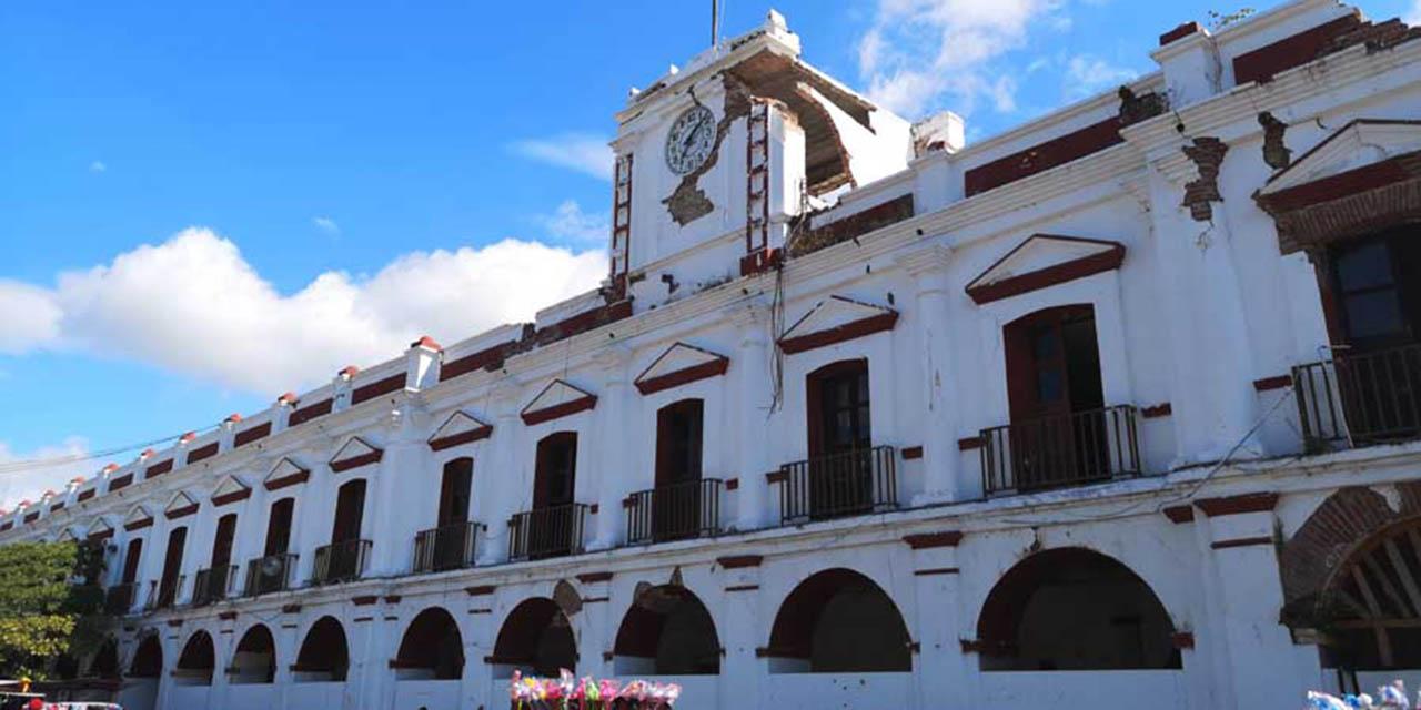 Cierran Palacio Municipal de Juchitán por brote de Covid-19 | El Imparcial de Oaxaca