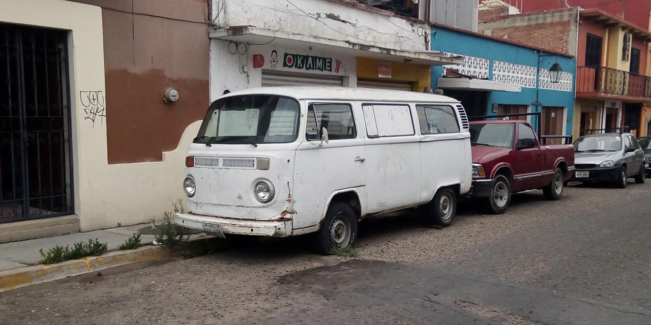 Las calles de Oaxaca se usan como deshuesaderos | El Imparcial de Oaxaca