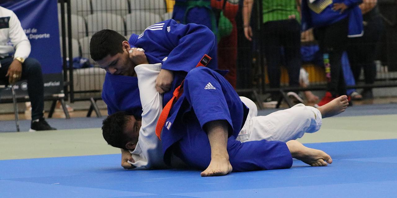 Cinco preseas en judo para Oaxaca | El Imparcial de Oaxaca
