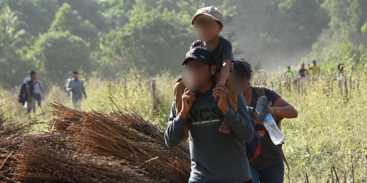 Trabajan ONG en favor de  niños migrantes en Oaxaca | El Imparcial de Oaxaca
