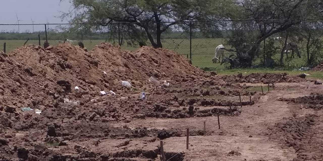 Abren fosas en cementerios de Juchitán   El Imparcial de Oaxaca