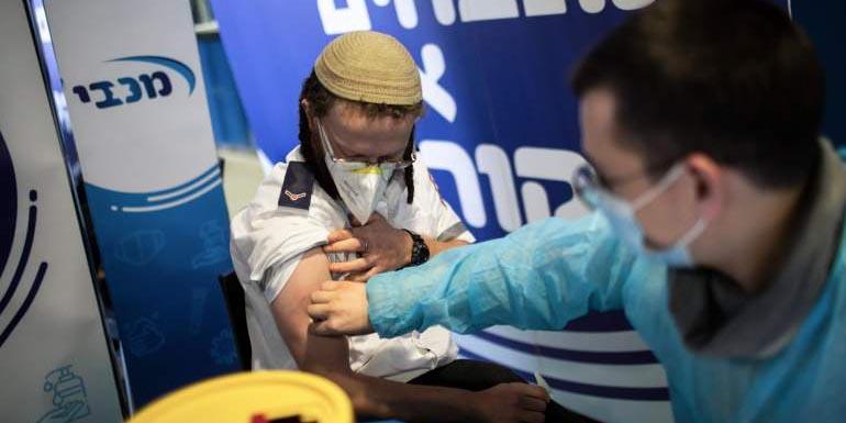 Israel comenzará a vacunar contra covid a personas mayores de mayores de 60 años   El Imparcial de Oaxaca
