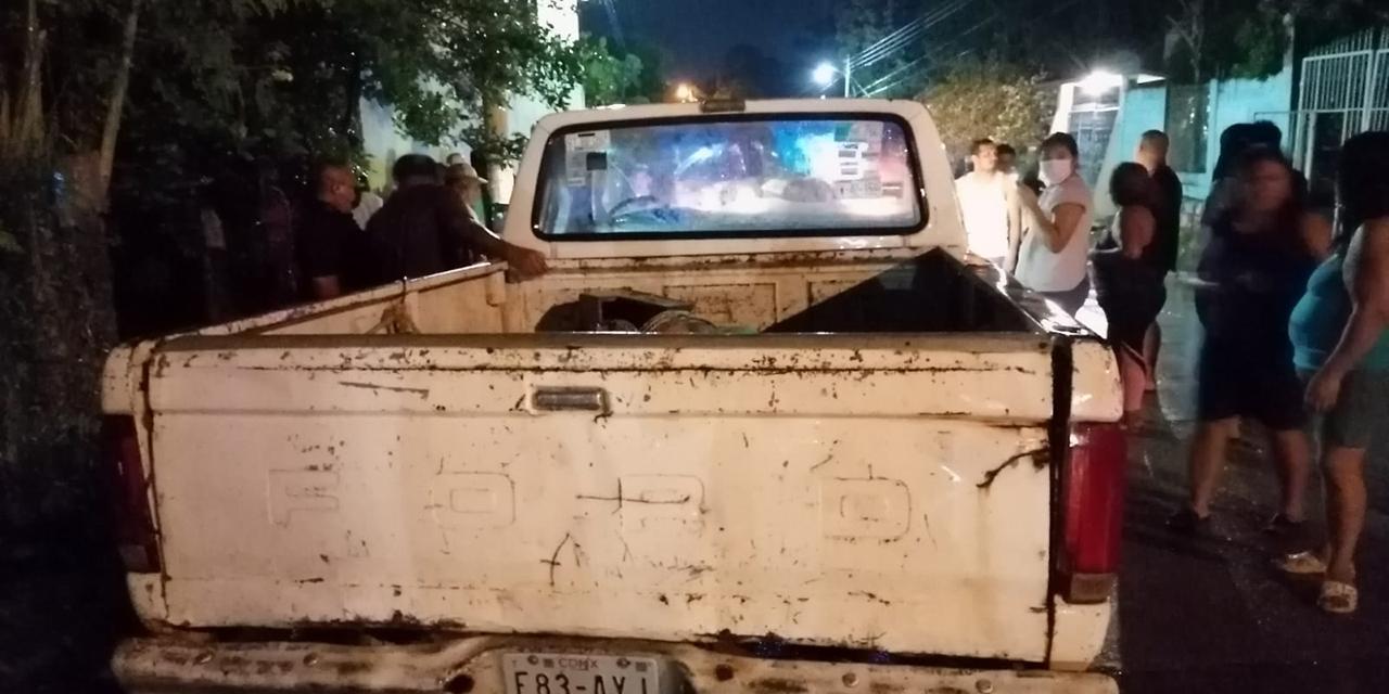 Ebrio conductor atropella y mata a adulta mayor en Matías Romero | El Imparcial de Oaxaca