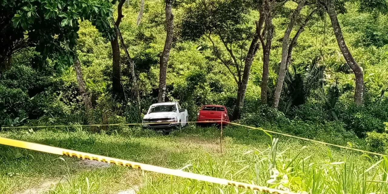 Hallan casa de seguridad con presuntas narcofosas | El Imparcial de Oaxaca