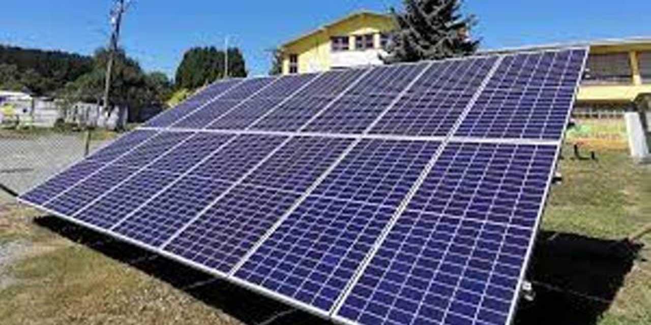 Impulsan proyecto de paneles solares para comunidades indígenas | El Imparcial de Oaxaca