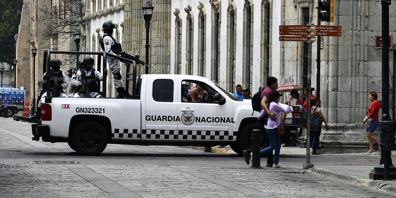 Avanza edificación de ocho cuarteles de la Guardia Nacional en Oaxaca | El Imparcial de Oaxaca