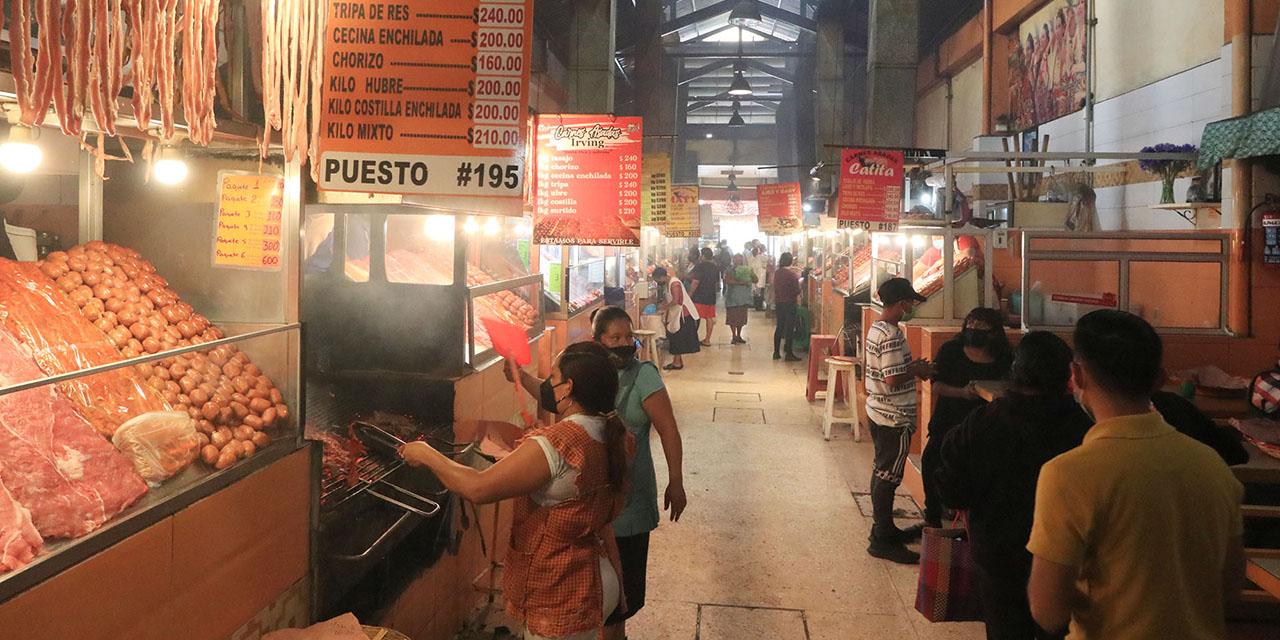 Pasillo de Humo: una tradición en riesgo   El Imparcial de Oaxaca