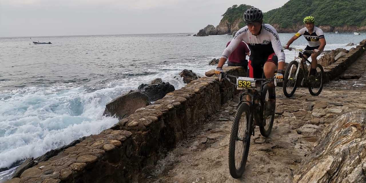 "Ciclista ""La iguanera"" superada   El Imparcial de Oaxaca"