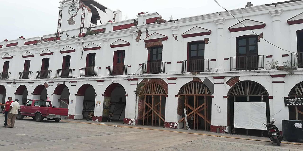 Cierran ayuntamiento juchiteco por brote de Covid-19 | El Imparcial de Oaxaca