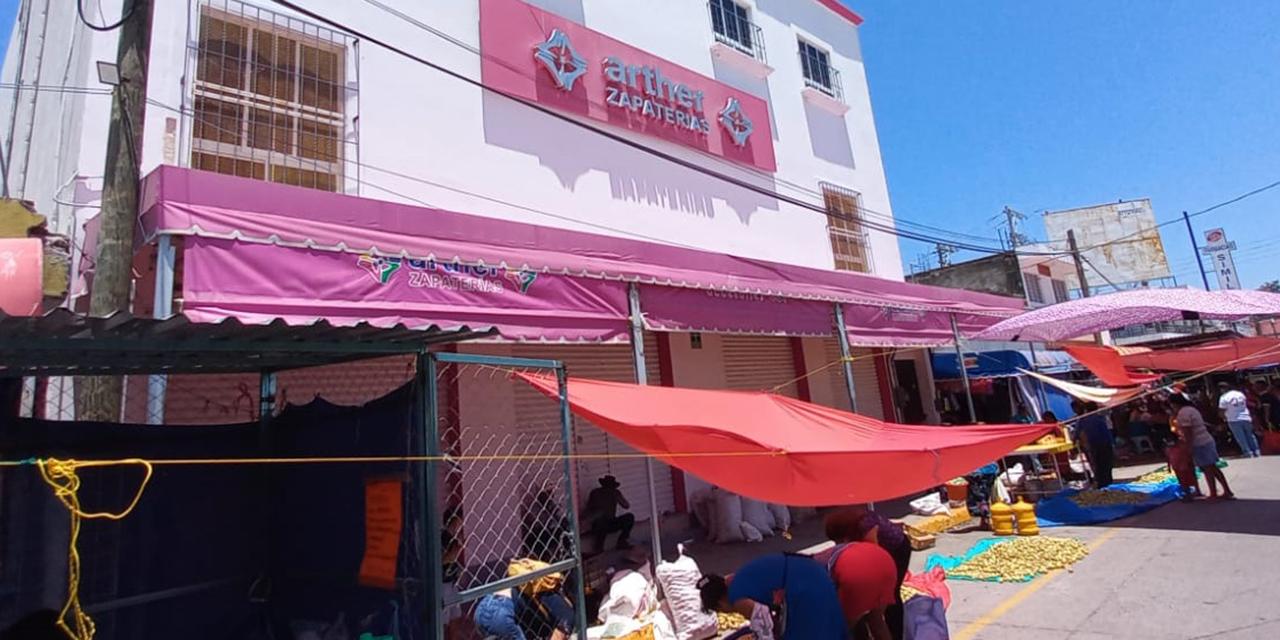 Por inseguridad, bajan las cortinas de comercios de Juchitán | El Imparcial de Oaxaca