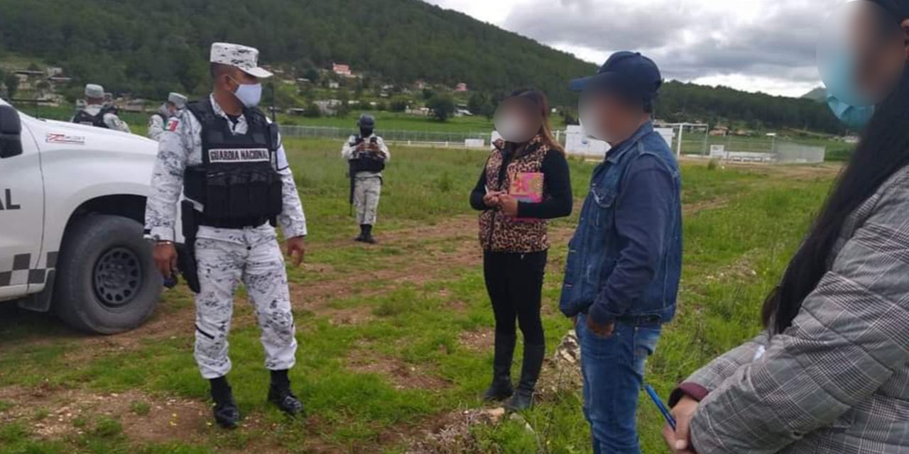 Habrá batallón fijo de la Guardia Nacional en Chalcatongo | El Imparcial de Oaxaca