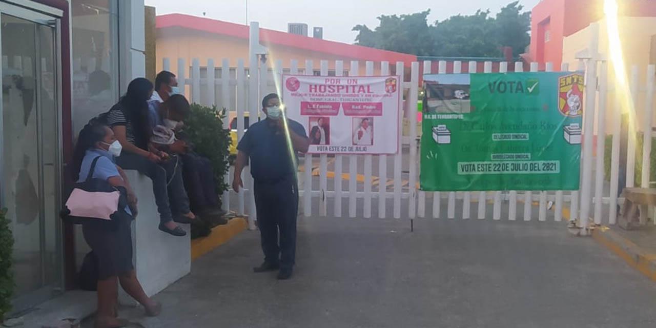 Paciente baleado en Tehuantepec espera 9 horas en ambulancia | El Imparcial de Oaxaca