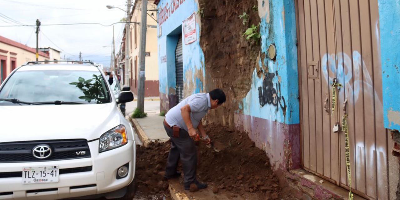 Reportan más daños por lluvias en Oaxaca   El Imparcial de Oaxaca