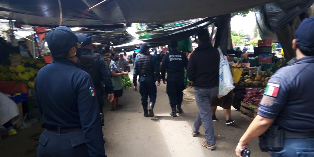 Realizan operativos en la Central de Abasto | El Imparcial de Oaxaca