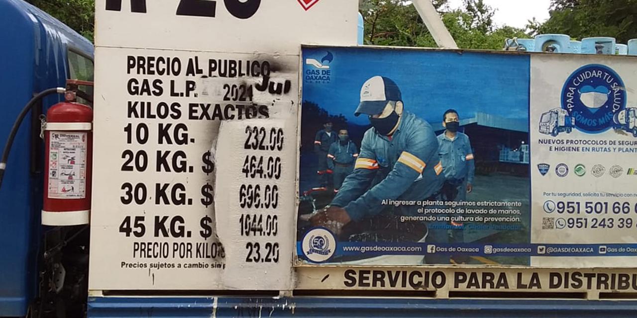 Se disparan precios del gas LP y maíz   El Imparcial de Oaxaca