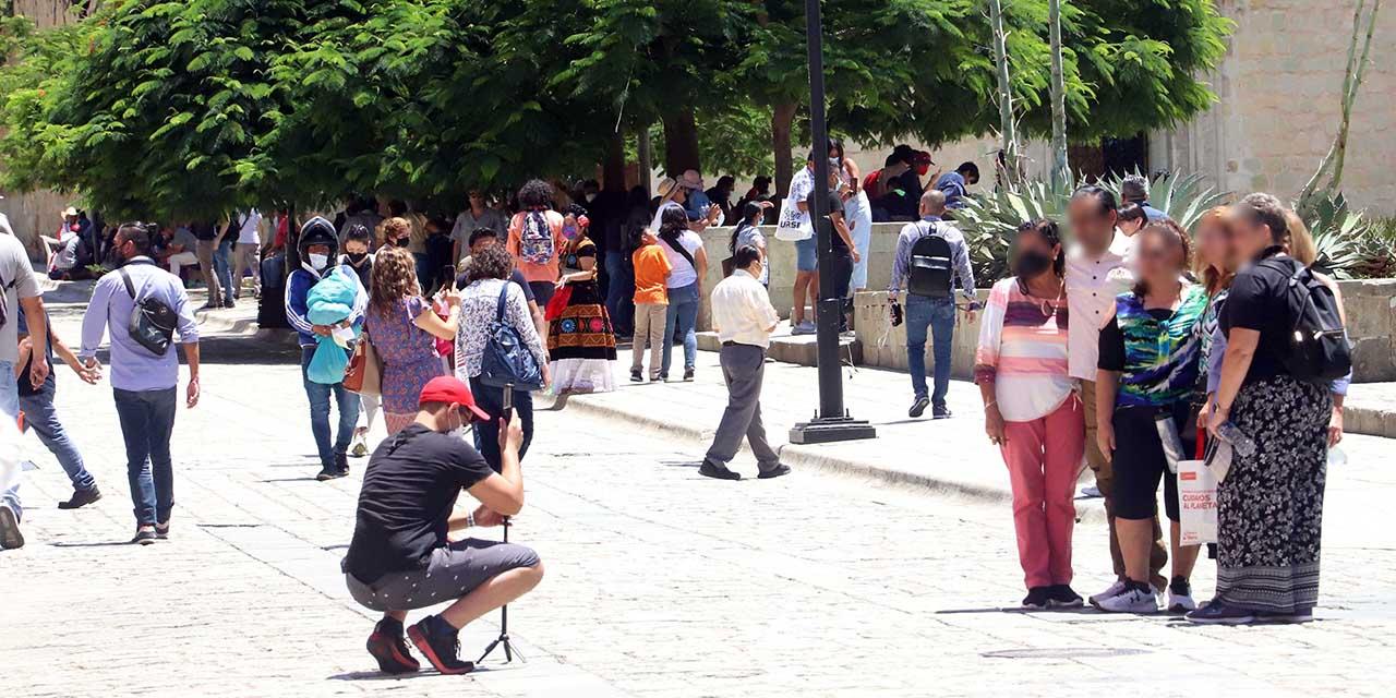 Oaxaca suma 165 nuevos contagios   El Imparcial de Oaxaca