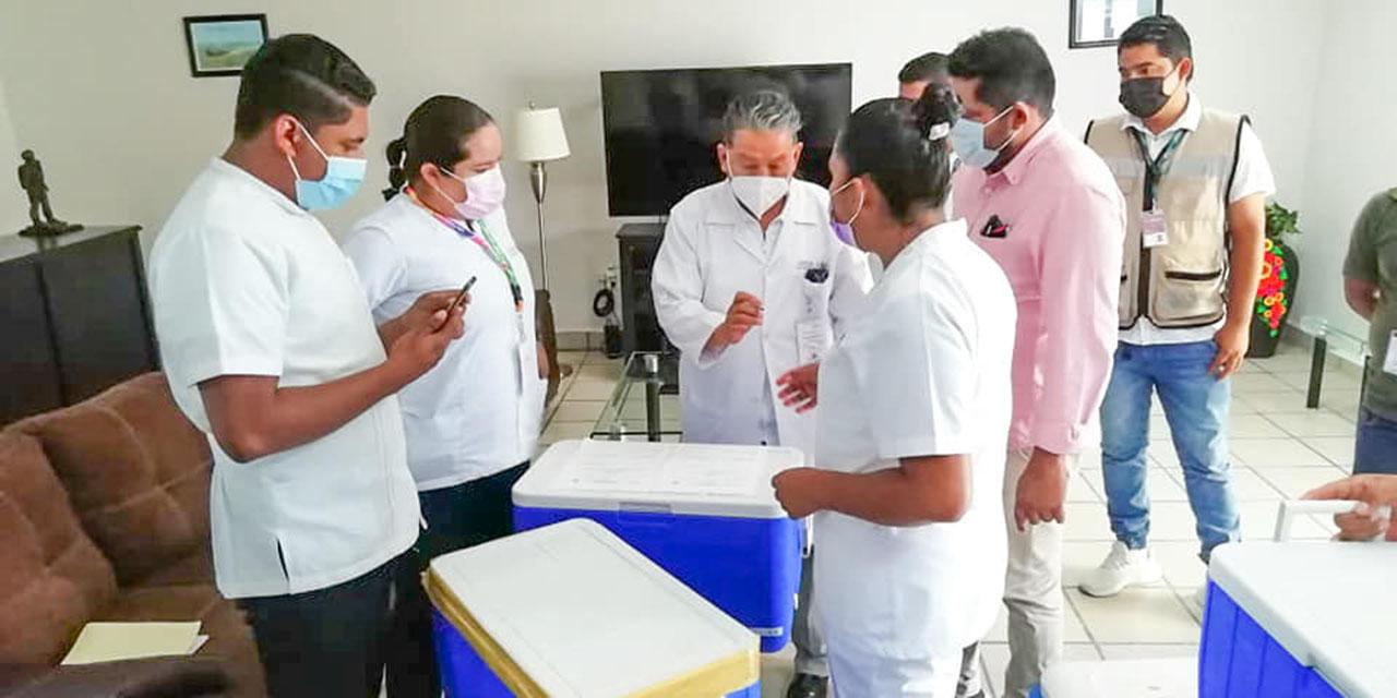 Inicia vacunación para personas de 30 a 39 años en tres municipios del Istmo   El Imparcial de Oaxaca