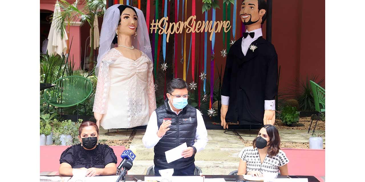 Industria matrimonial pierde siete millones por pandemia   El Imparcial de Oaxaca