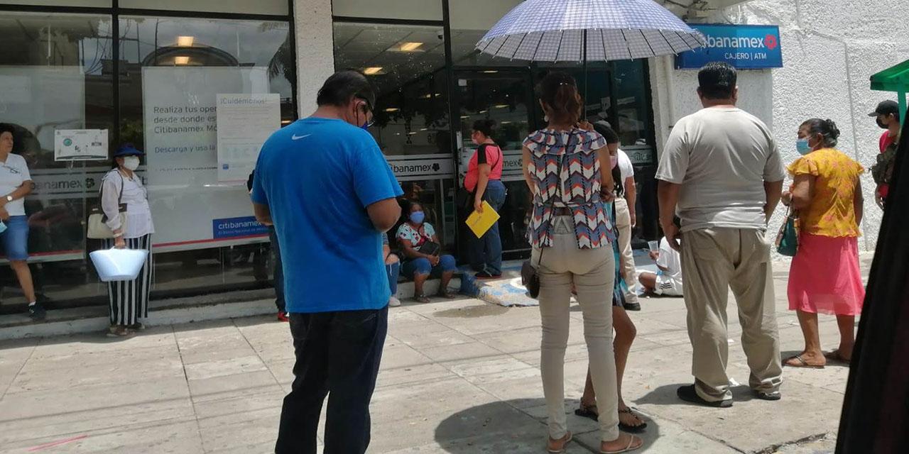 Porteños se resisten a medidas sanitarias | El Imparcial de Oaxaca