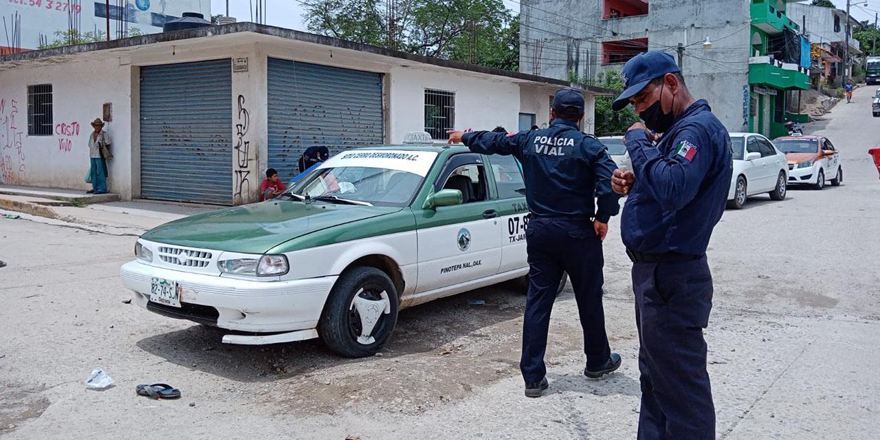 Le despedazan el pie en choque en Pinotepa Nacional | El Imparcial de Oaxaca