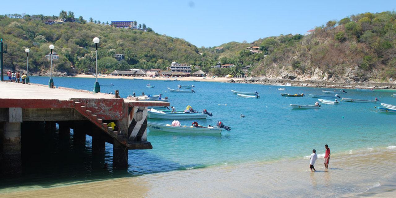 Altercado en Puerto Ángel por invasión de espacio público | El Imparcial de Oaxaca