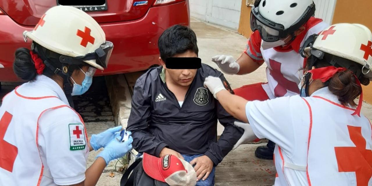 Le pegan un tiro en Volcanes | El Imparcial de Oaxaca