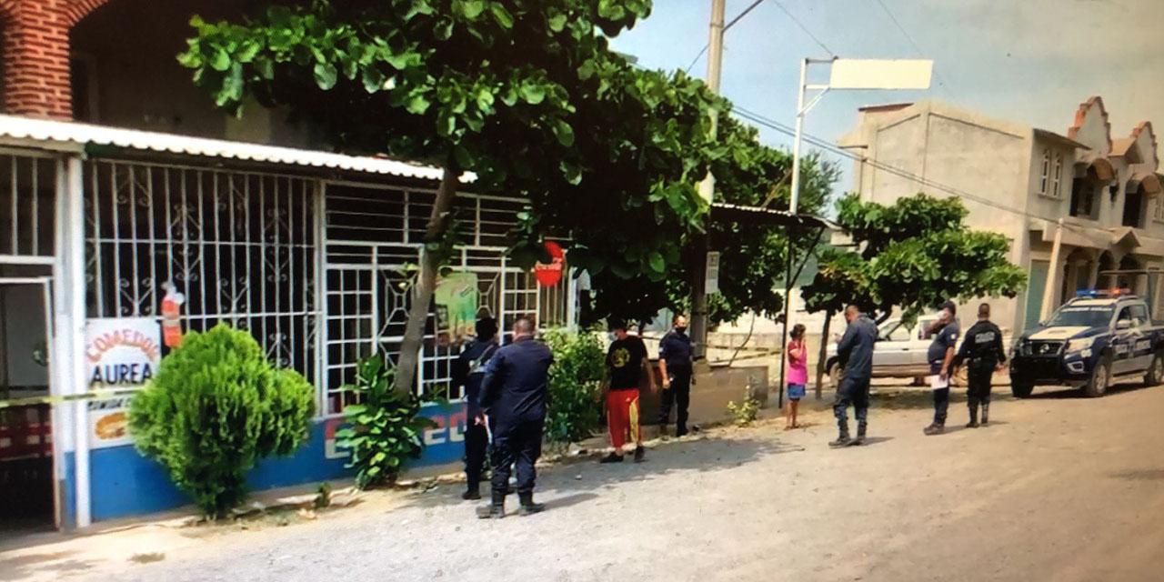 Asesinan a balazos a dueña de restaurante en Tehuantepec | El Imparcial de Oaxaca