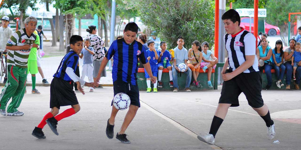 Rancho Nuevo prepara Torneo de Baby Fut | El Imparcial de Oaxaca