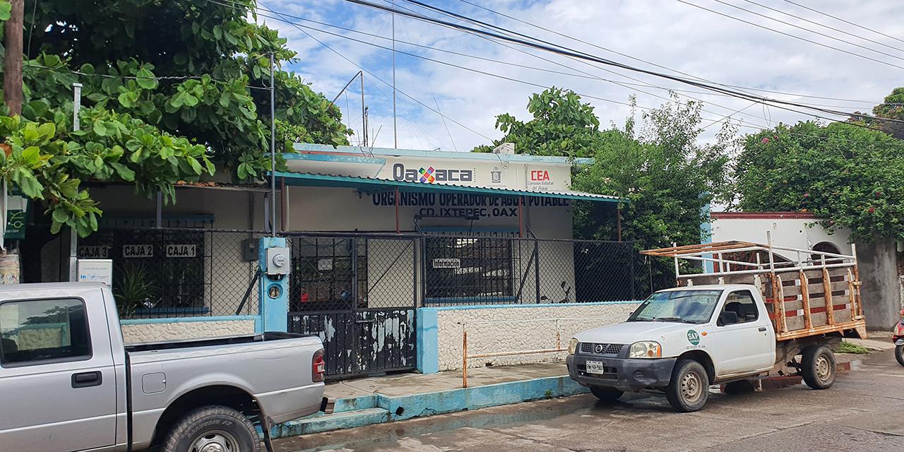 SAP de Ixtepec se va a paro de labores | El Imparcial de Oaxaca