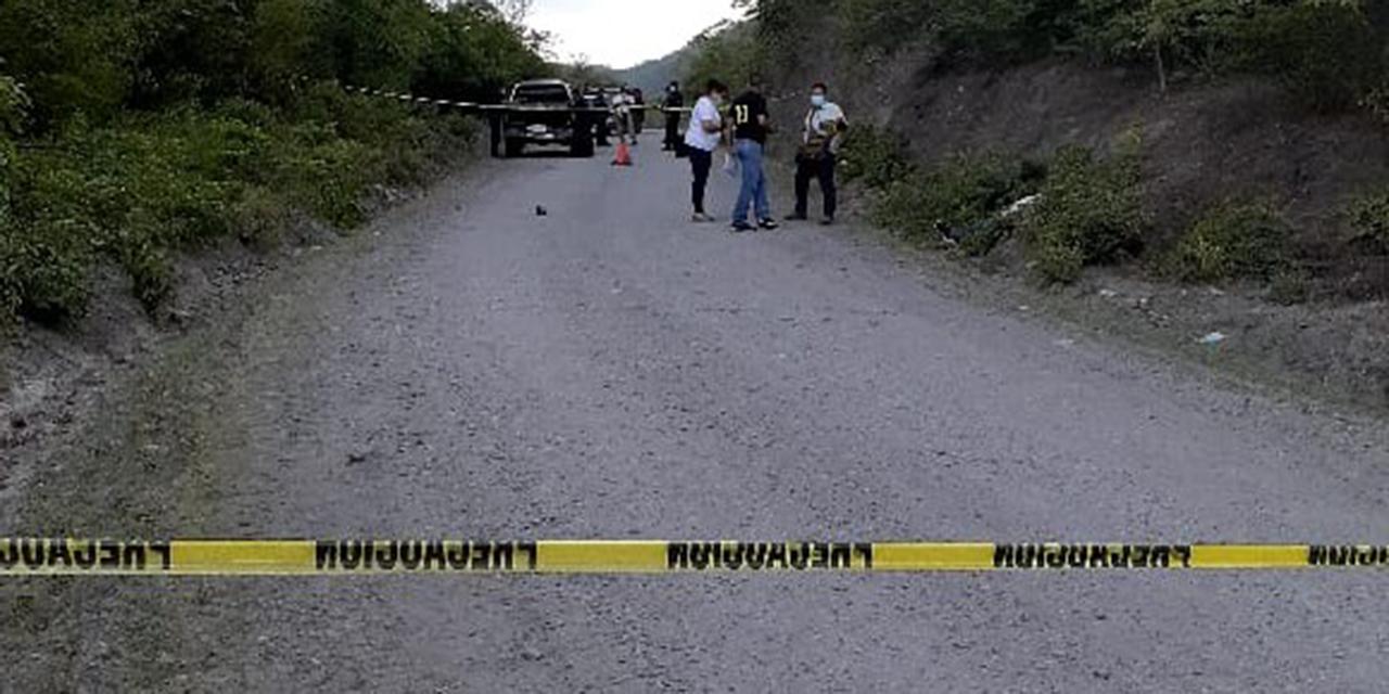 Encuentran cuerpo en camino de terracería de Tehuantepec | El Imparcial de Oaxaca
