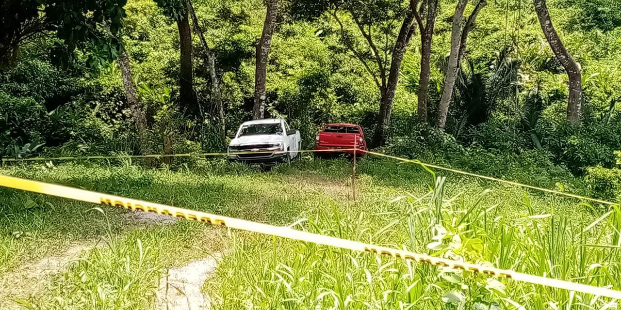Desentierran 2 cuerpos de fosas clandestinas en San Juan Guichicovi   El Imparcial de Oaxaca