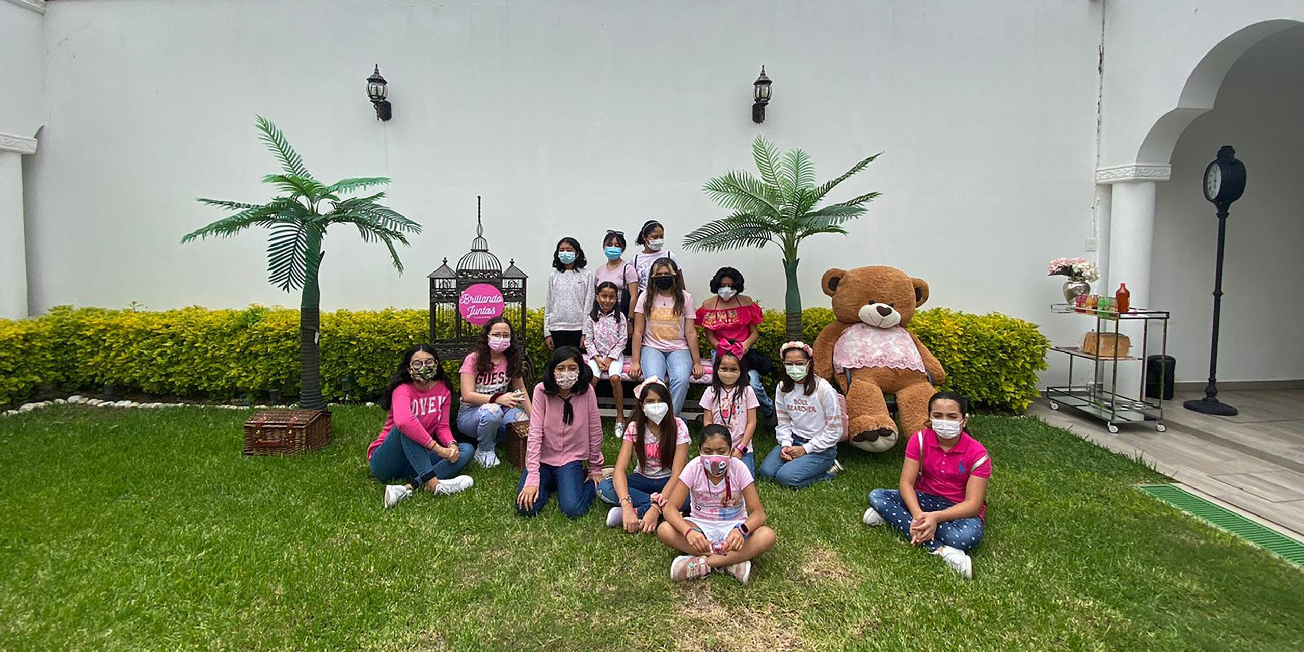 Organizan picnic de niñas | El Imparcial de Oaxaca