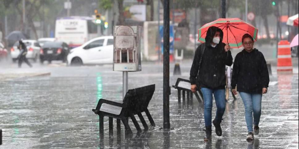 CDMX emite Alerta Amarilla por lluvias | El Imparcial de Oaxaca