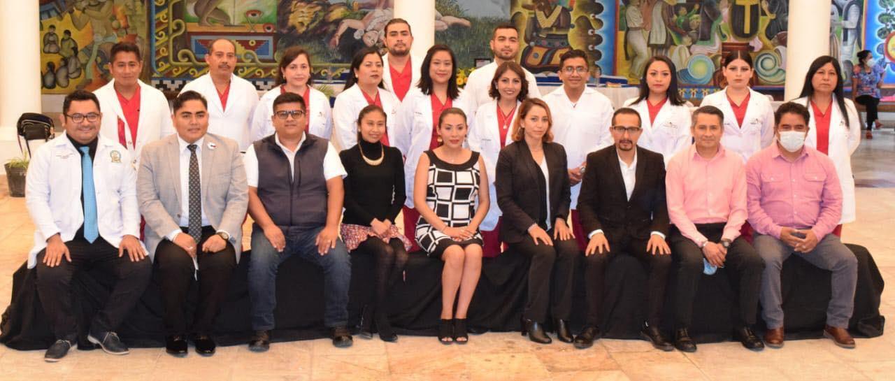 Reciben reconocimiento   El Imparcial de Oaxaca