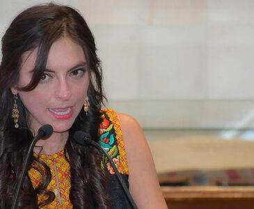 Retienen a diputada Yarith Tannos los pobladores de San Juan Mazatlán Mixe