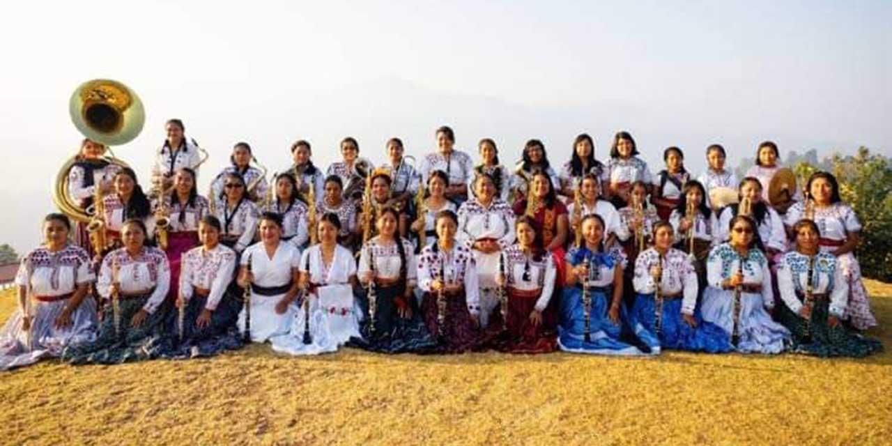 Investigan robo de instrumentos de una filarmónica en los Mixes   El Imparcial de Oaxaca