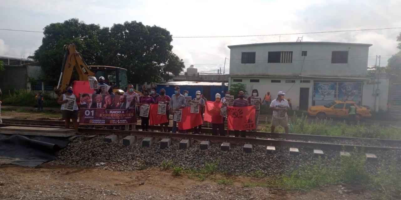 400 familias del Istmo temen perder su patrimonio | El Imparcial de Oaxaca