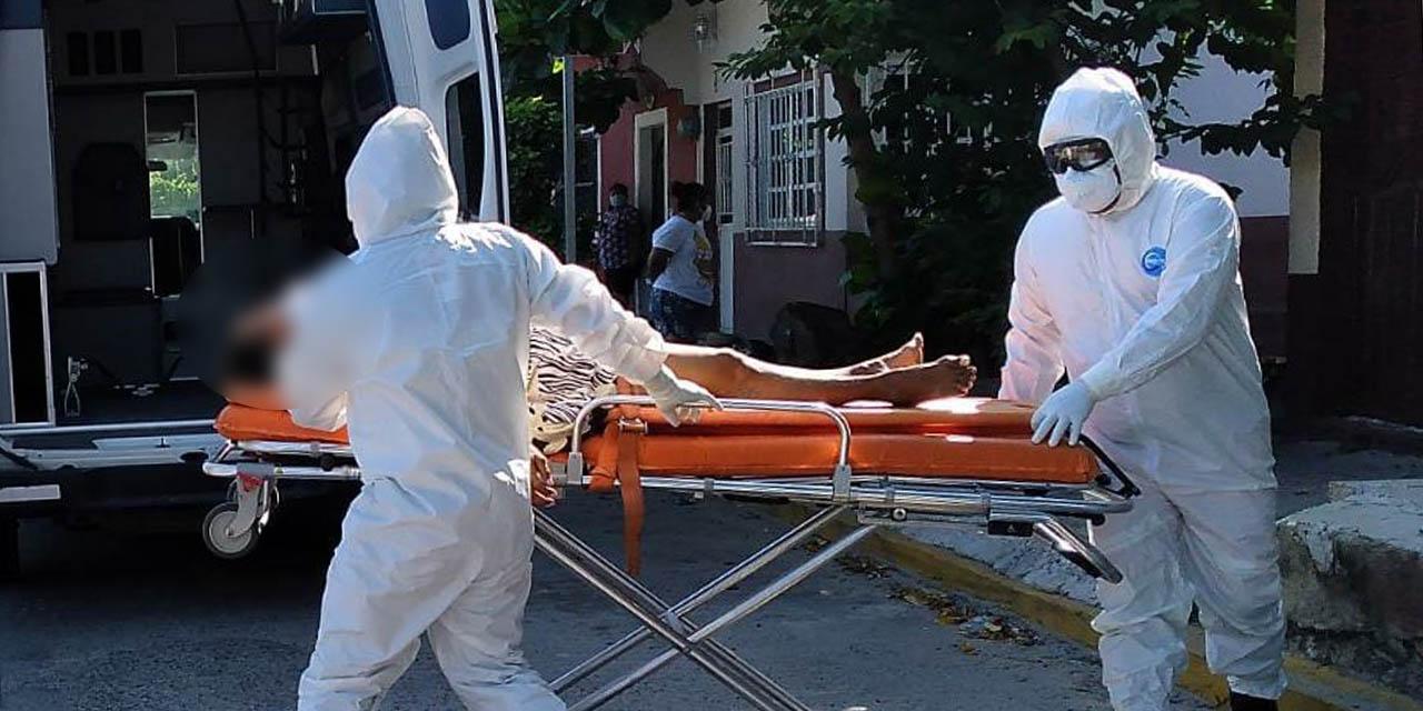 Mujer en condición de calle moviliza a cuerpos de rescate en Salina Cruz | El Imparcial de Oaxaca