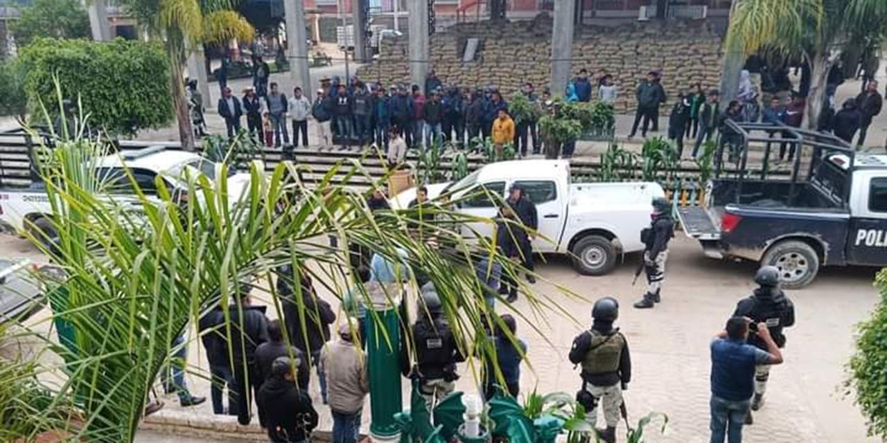 Lío político desata la violencia en Textitlán | El Imparcial de Oaxaca