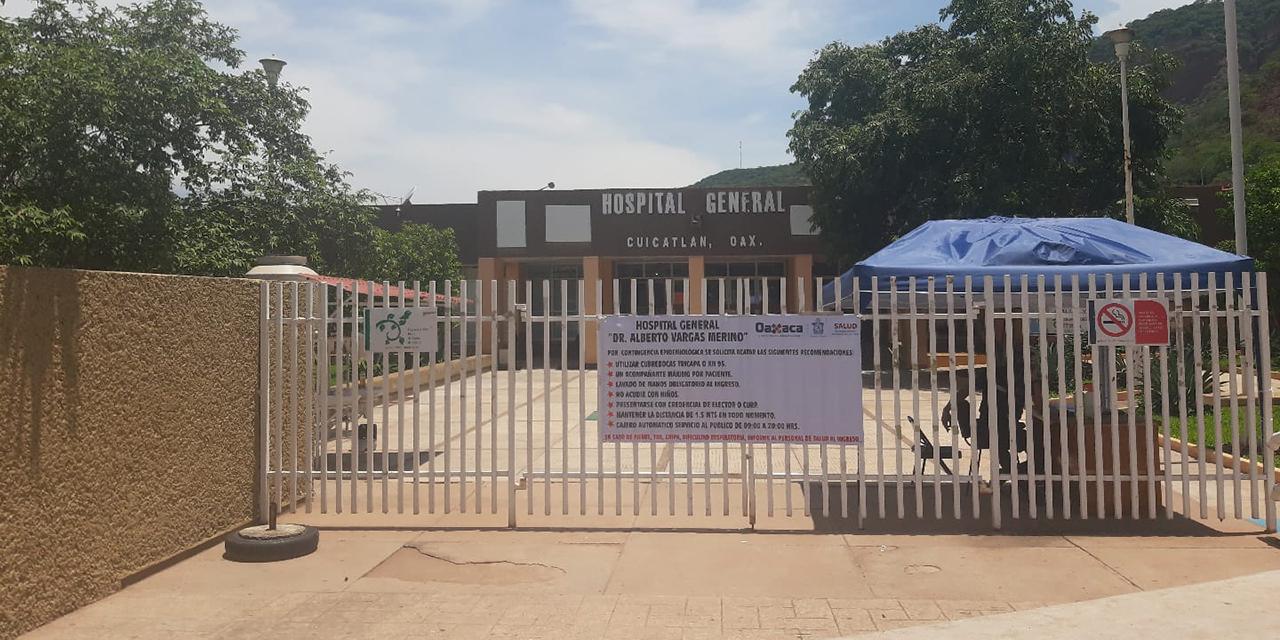 Hospital de Cuicatlán emite recomendaciones por contingencia sanitaria   El Imparcial de Oaxaca