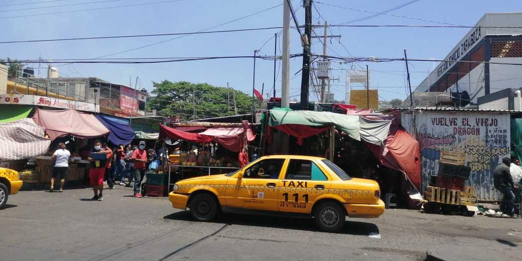 Denuncian falta de higiene en mercado 'Ignacio Zaragoza'   El Imparcial de Oaxaca
